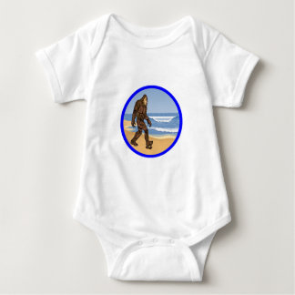 BY THE SEA BABY BODYSUIT