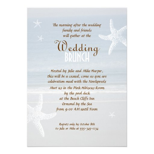 Post Wedding Invitations for your inspiration to make invitation template look beautiful