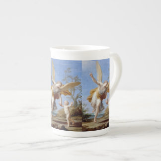 By the Seashore Angel and Child Tea Cup