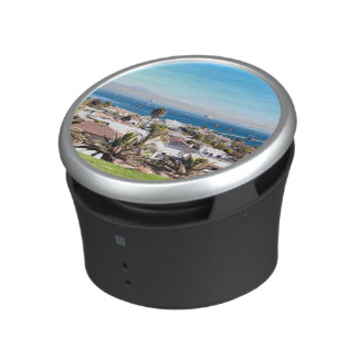 by the water.ai bluetooth speaker