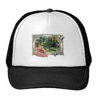 By the water trucker hat