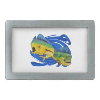 BY TWO RECTANGULAR BELT BUCKLE