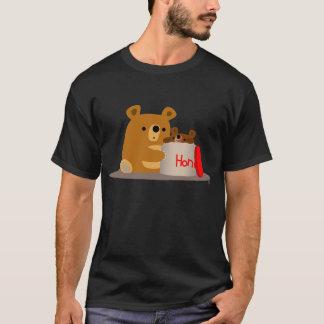 Bye Bye Honey! Cute Cartoon Bears T-Shirt