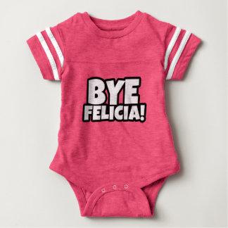 Bye Felicia funny baby shirt
