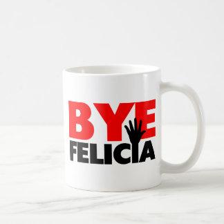 Bye Felicia Hand Wave Coffee Mug
