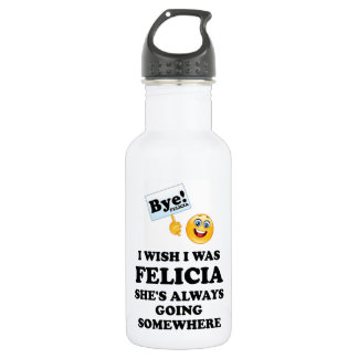 BYE FELICIA WATER SPORTS BOTTLE - HEALTHY MEALS