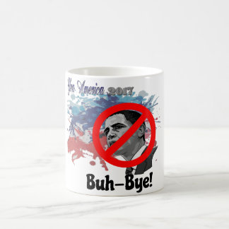 Bye Obama (Yea America) Coffee Mug