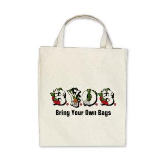 BYOB TOTE BAGS