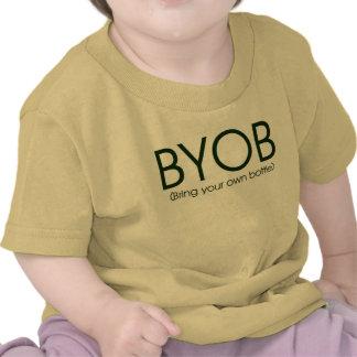 BYOB- Bring Your Own Bottle Tshirt