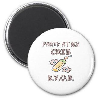 BYOB  Girl Magnet