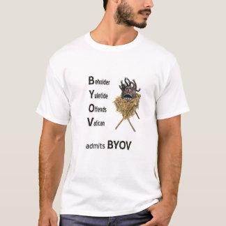 BYOV Beholder 2010 T-Shirt