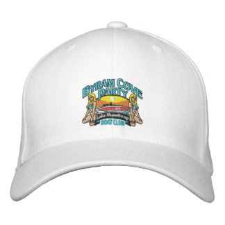 Byram Cove Party Hat Embroidered Hat
