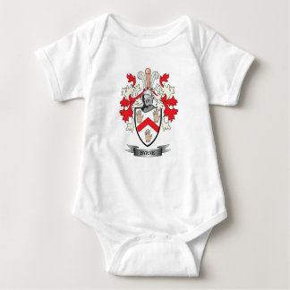 Byrne Coat of Arms Baby Bodysuit