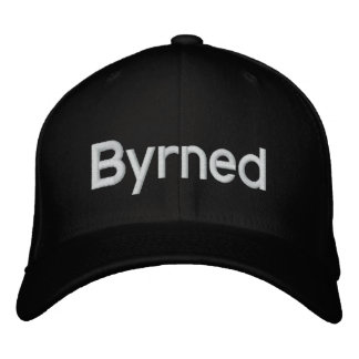 Byrned Embroidered Hat