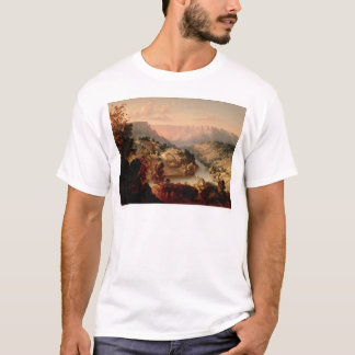Byrnes Ferry on the Stanislaus River (0707A) T-Shirt