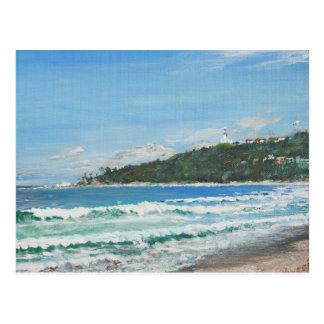 Byron Bay Australia. 27/11/1998 Postcard