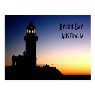 Byron Bay Australia Post Cards
