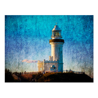 Byron Bay Lighthouse Postcard