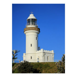 Byron Bay Lighthouse Posters