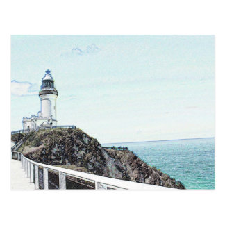 Byron Bay Postcard