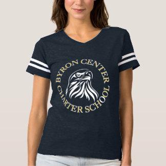 Byron Center Charter Football T-Shirt