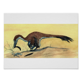 Byronosaurus Print