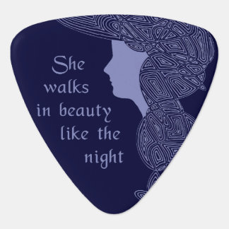 Byron's Lady Plectrum