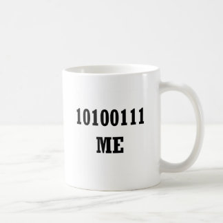 Byte me coffee mug