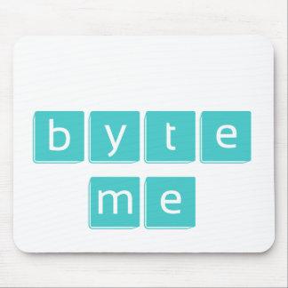 Byte Me Mouse Pad