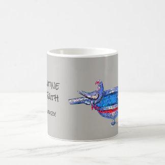 Byzantine Birdbath Magic Mug