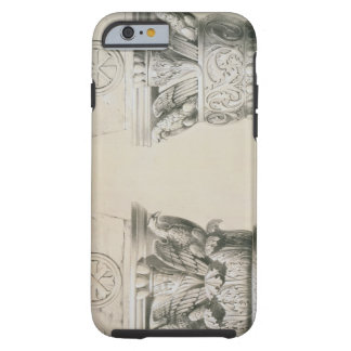 Byzantine capitals from columns in the nave of the tough iPhone 6 case