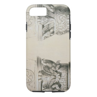 Byzantine capitals from columns in the nave of the iPhone 7 case