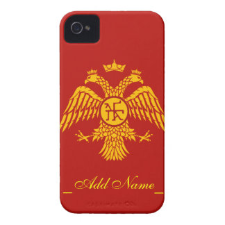 Byzantine Empire Flag iPhone 4 Case-Mate Case