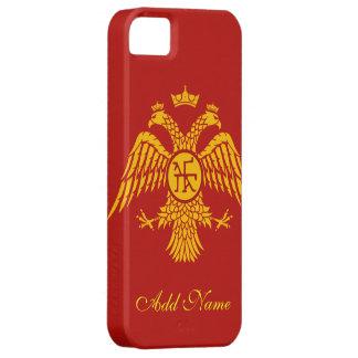 Byzantine Flag iPhone 5 Cases
