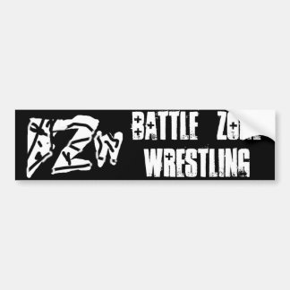 BZW Bumper Sticker