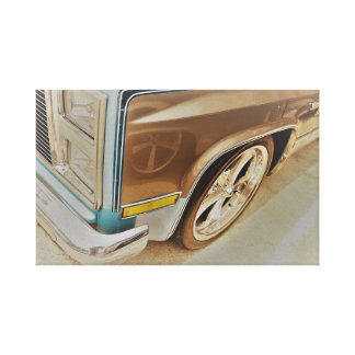 C10 Squarebody One Canvas Print
