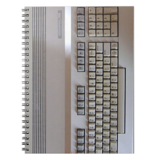 C128 Notebook (80 Pages B&W)