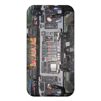 C141 Starlifter Aircraft Cockpit iPhone 4/4S Case