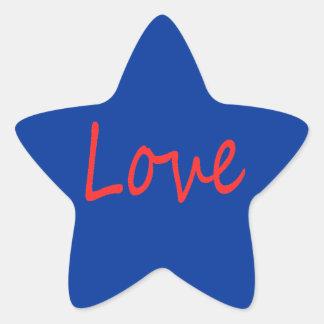 C23 RED LOVE BLUE BACKGROUND FEELINGS HAPPY RELATI STICKERS
