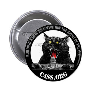 C4SS Lazer Cat on a Button