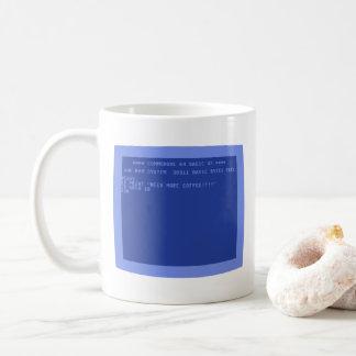 C64 Need More Coffee Mug