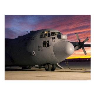 C-130 Hercules Postcard