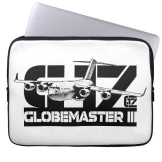 C-17 Globemaster III Laptop Sleeve Electronics Bag