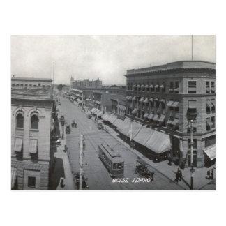 C 1905 Boise Idaho vintage Postcard