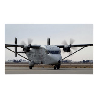 C-23 Sherpa Poster