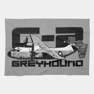 C-2 Greyhound Kitchen Towels