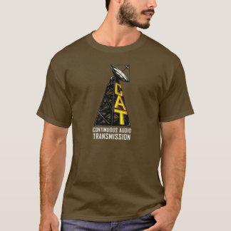 C.A.T. Logo Basic Tshirt Dark