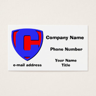 C BUSINESS CARD