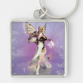 C.C. CeeCee ~Lover Of Swans~ Key Ring