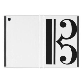 C-Clef iPad Mini Case